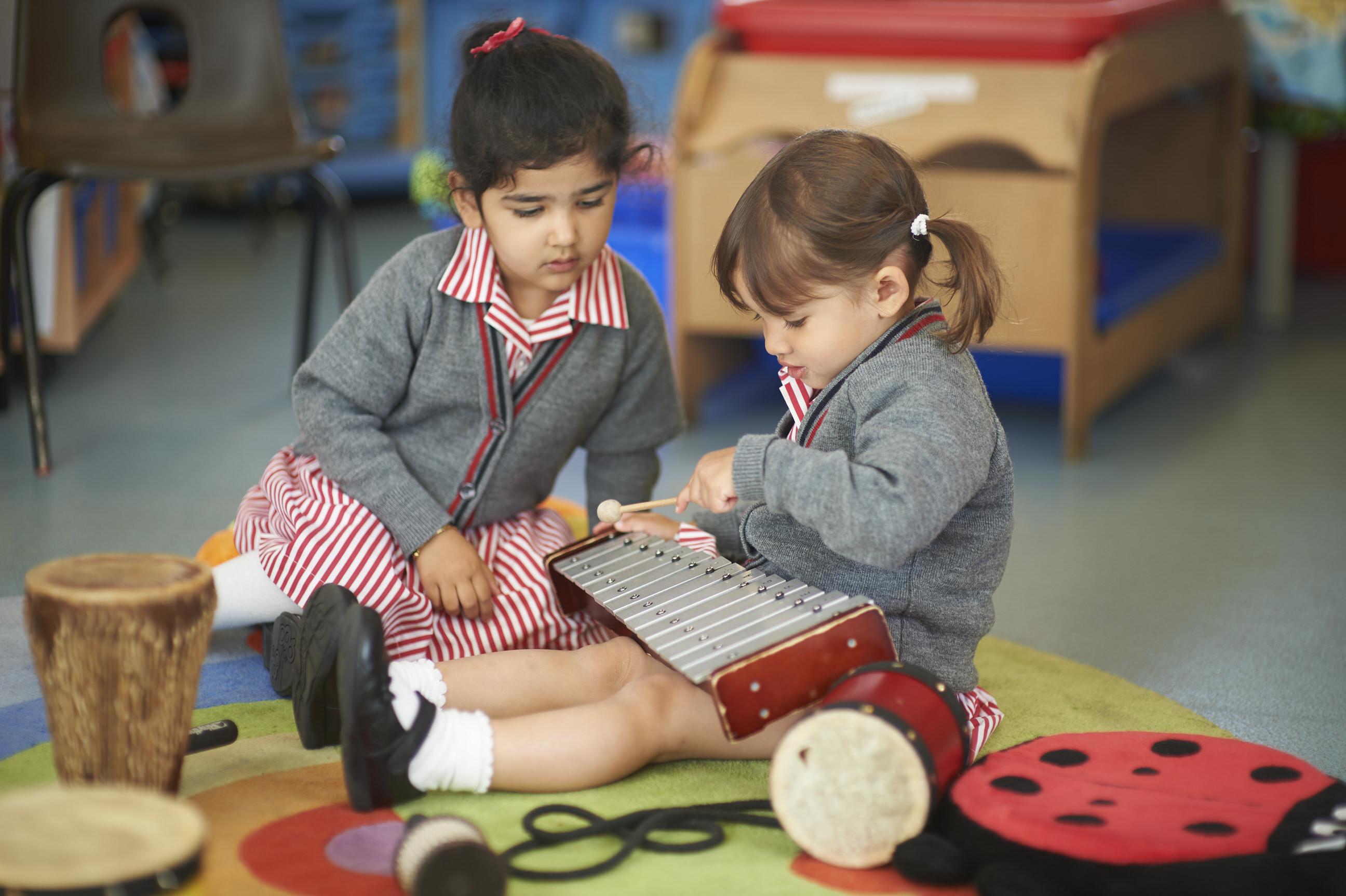 Outstanding Nursery provision