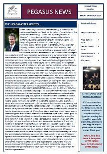 Spring Term Issue 11