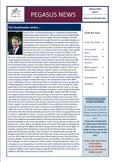 Spring Term Issue 3